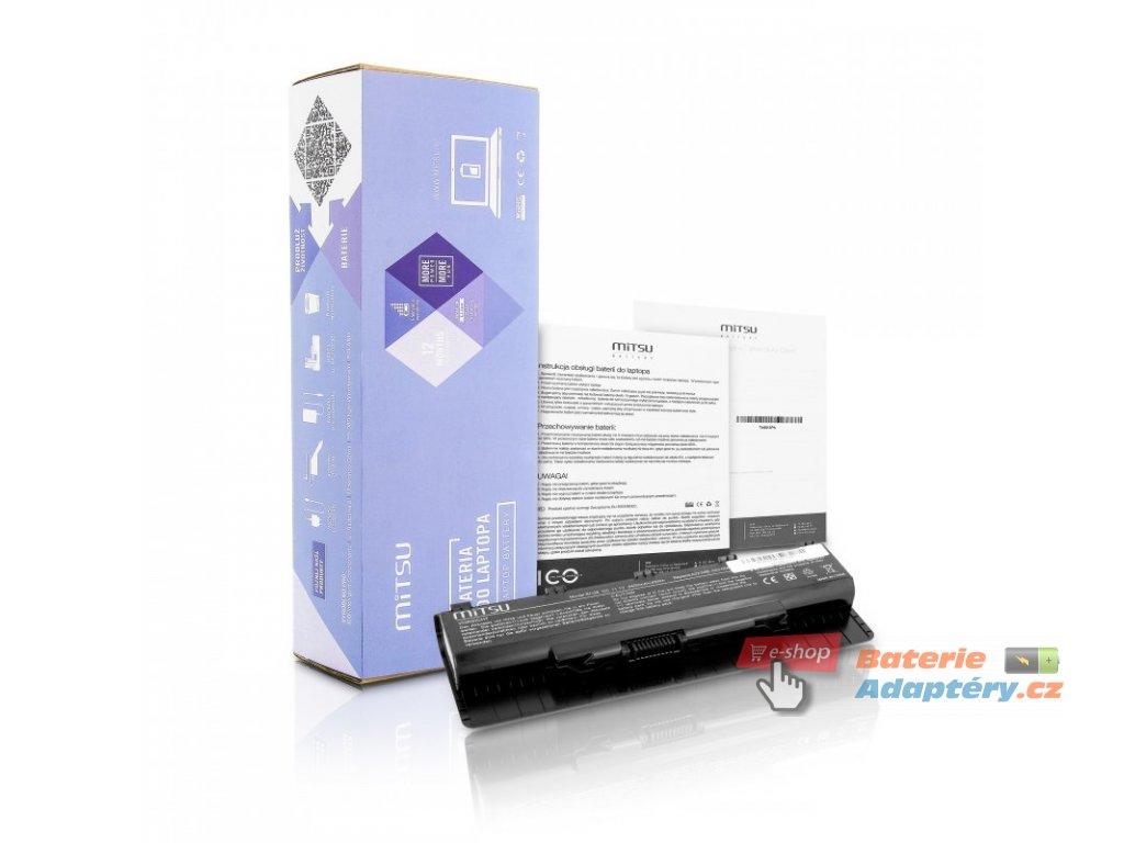 Baterie mitsu Asus N46, N56, N76