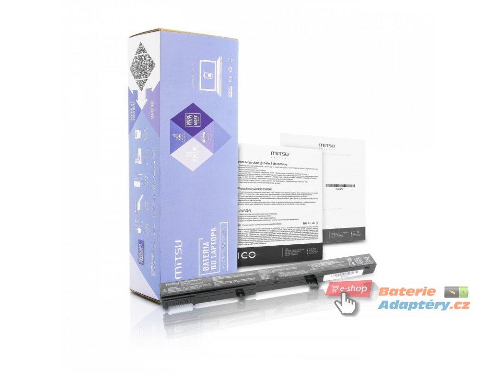 Baterie mitsu Asus X451, X551 (2200mAh)