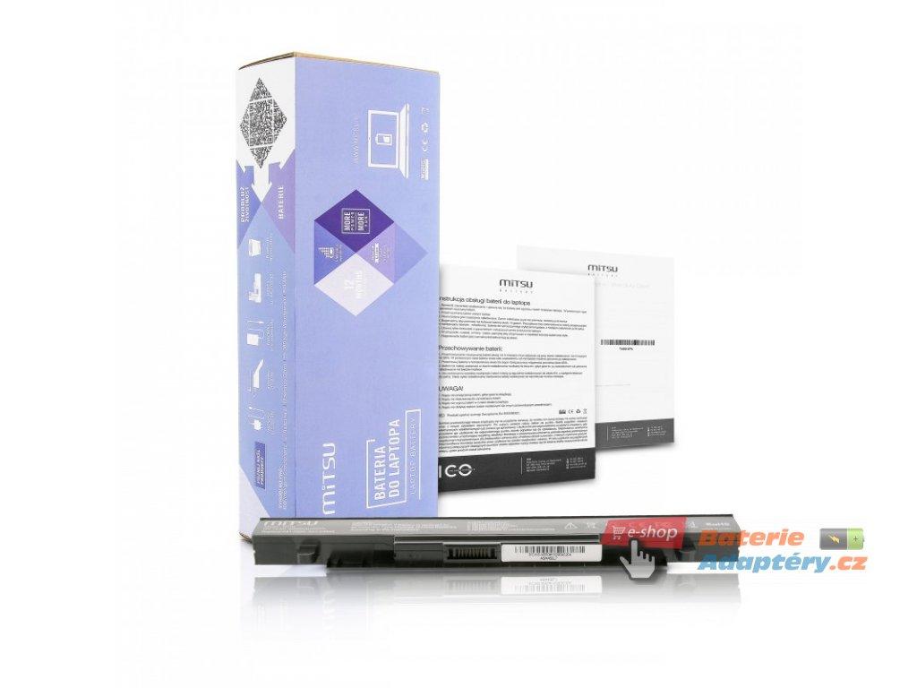 Baterie mitsu Asus X550, A450, F450, K550