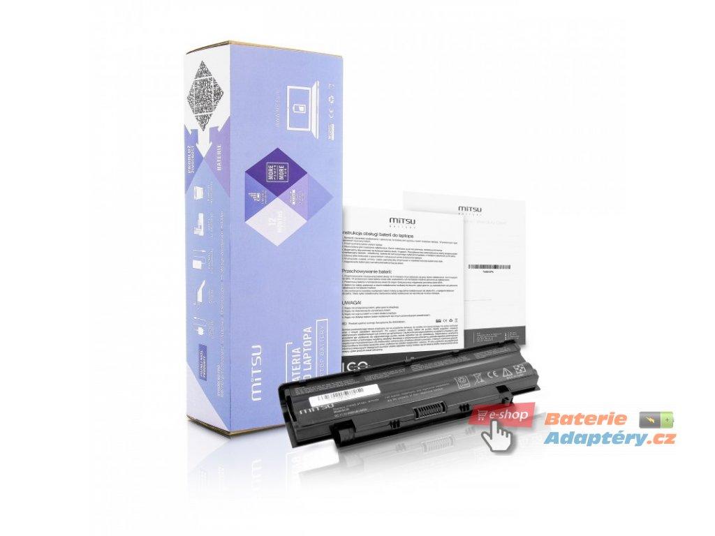Baterie mitsu Dell 13R, 14R, 15R (4400mAh)