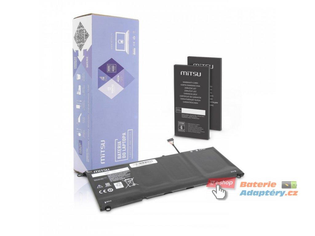 Baterie mitsu Dell XPS 13 9350