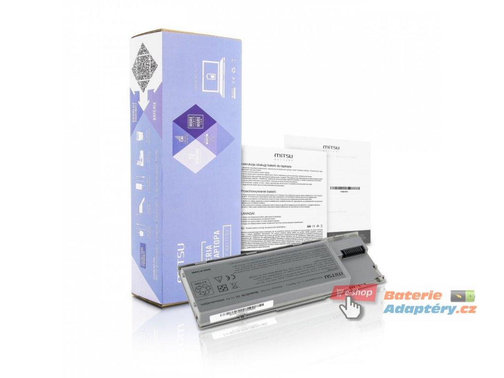 Baterie mitsu Dell Latitude D620 (4400mAh)