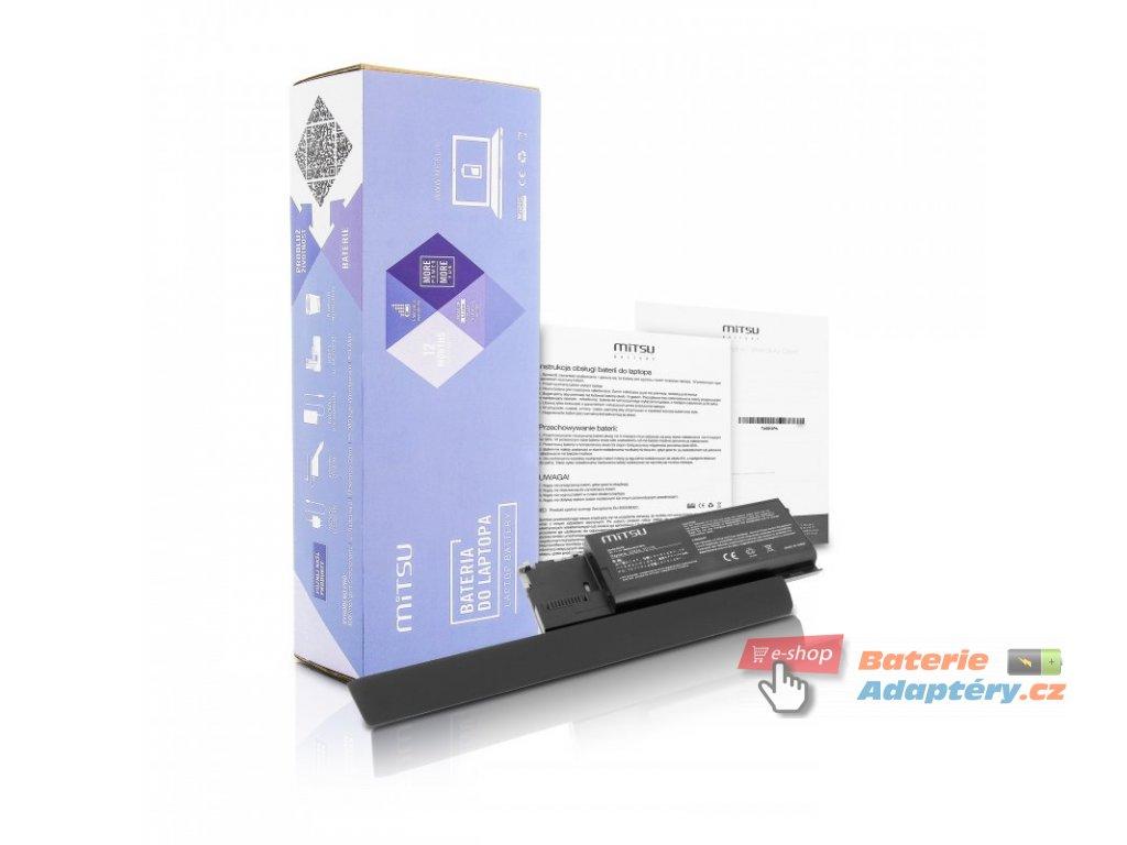 Baterie mitsu Dell Latitude D620 (6600mAh)