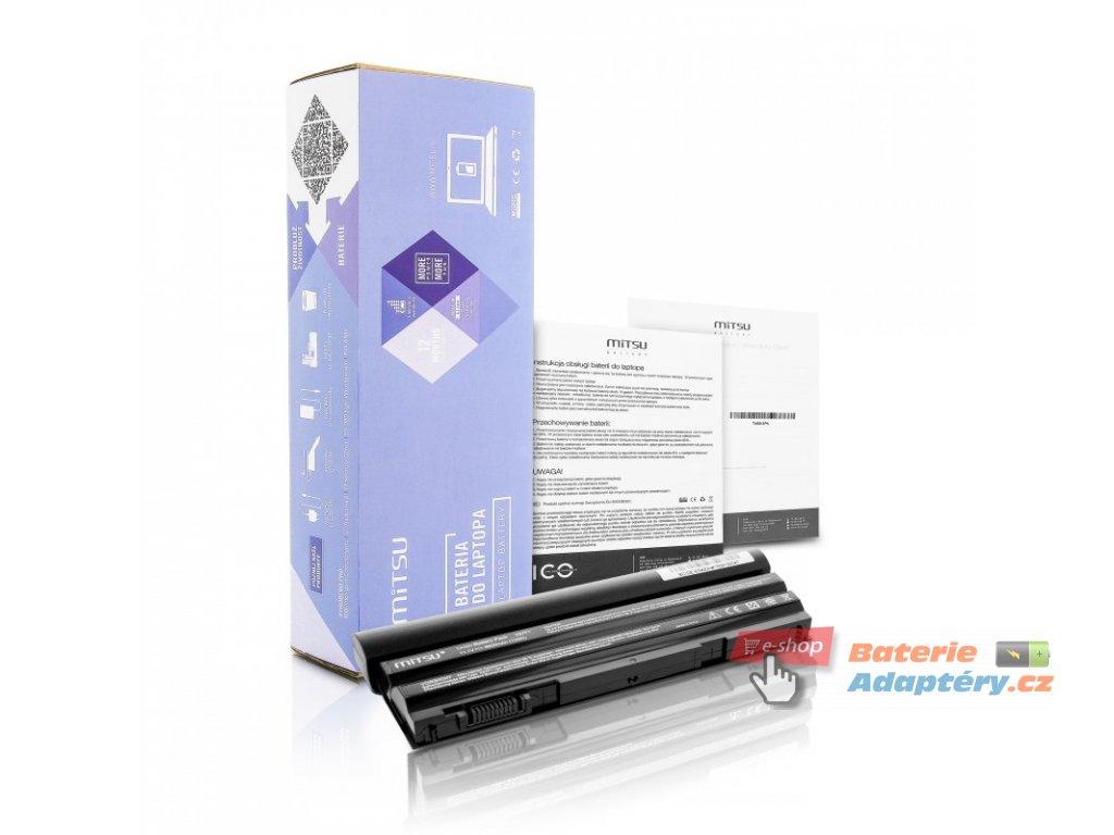 Baterie mitsu Dell Latitude E6420 (6600mAh)