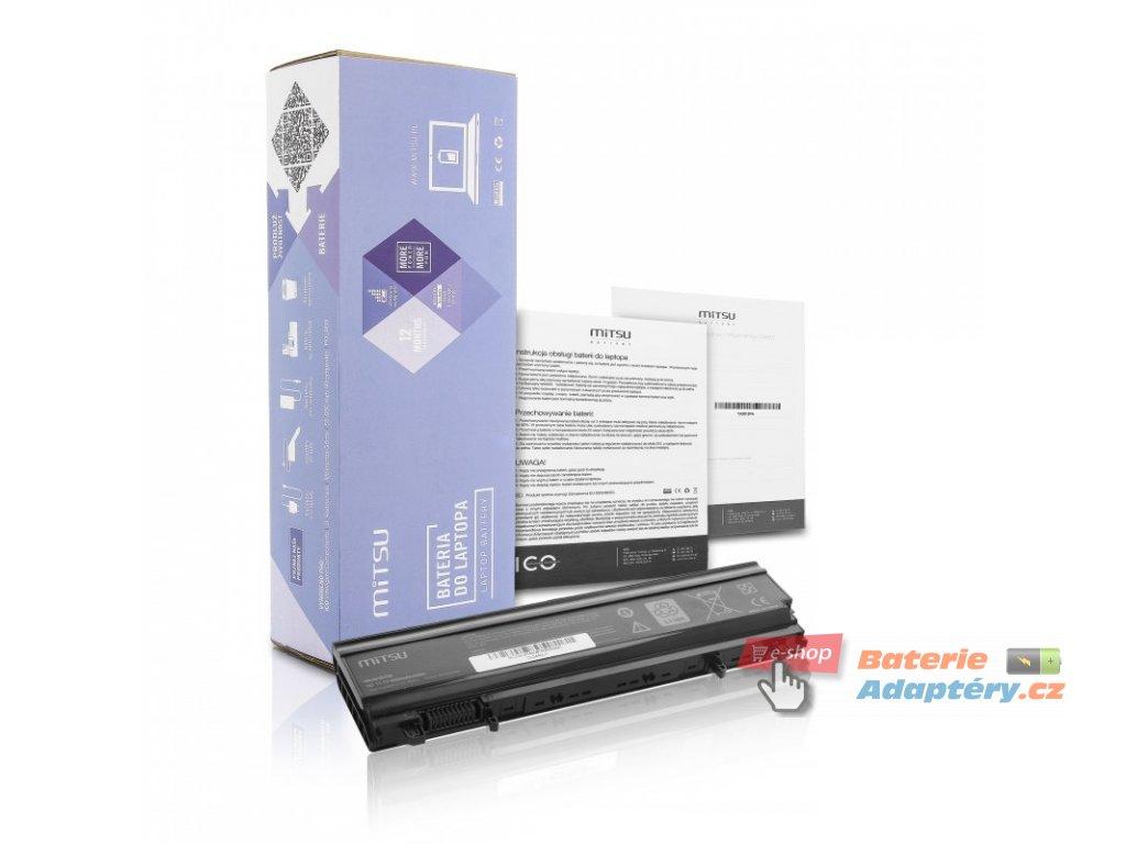 Baterie mitsu Dell Latitude E5440, E5540 (4400mAh)