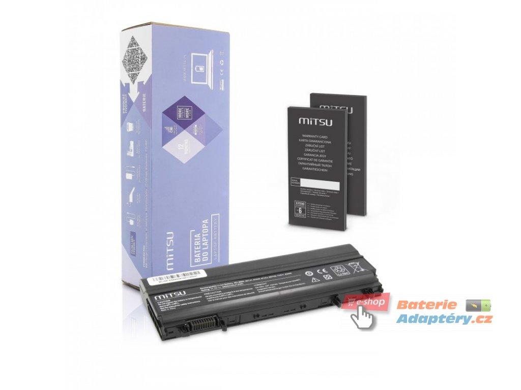 Baterie mitsu Dell Latitude E5440, E5540 (6600mAh)
