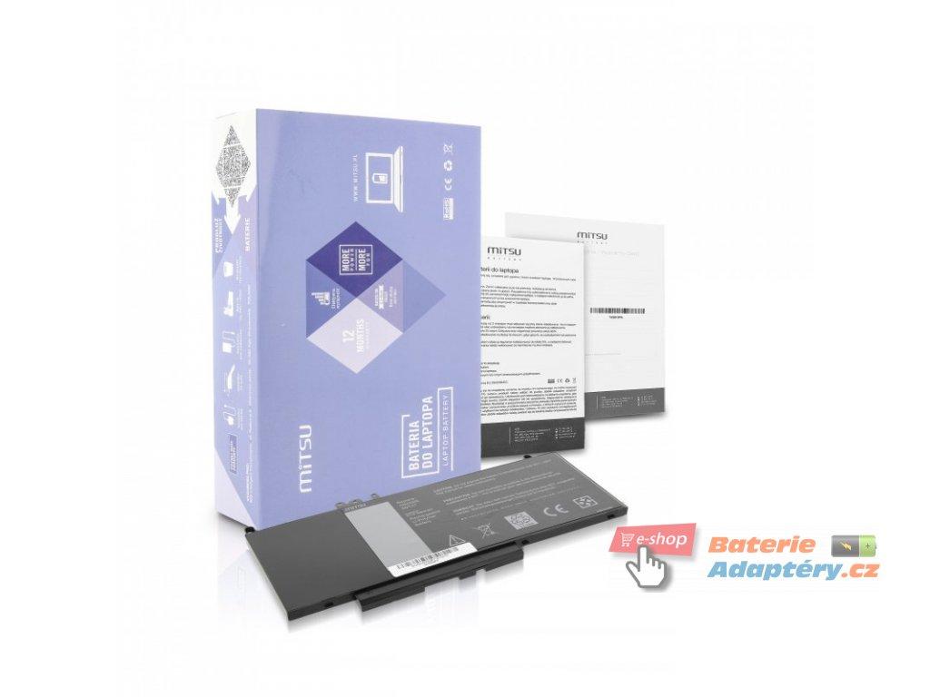 Baterie mitsu Dell Latitude E5450, E5550 - 7.4v