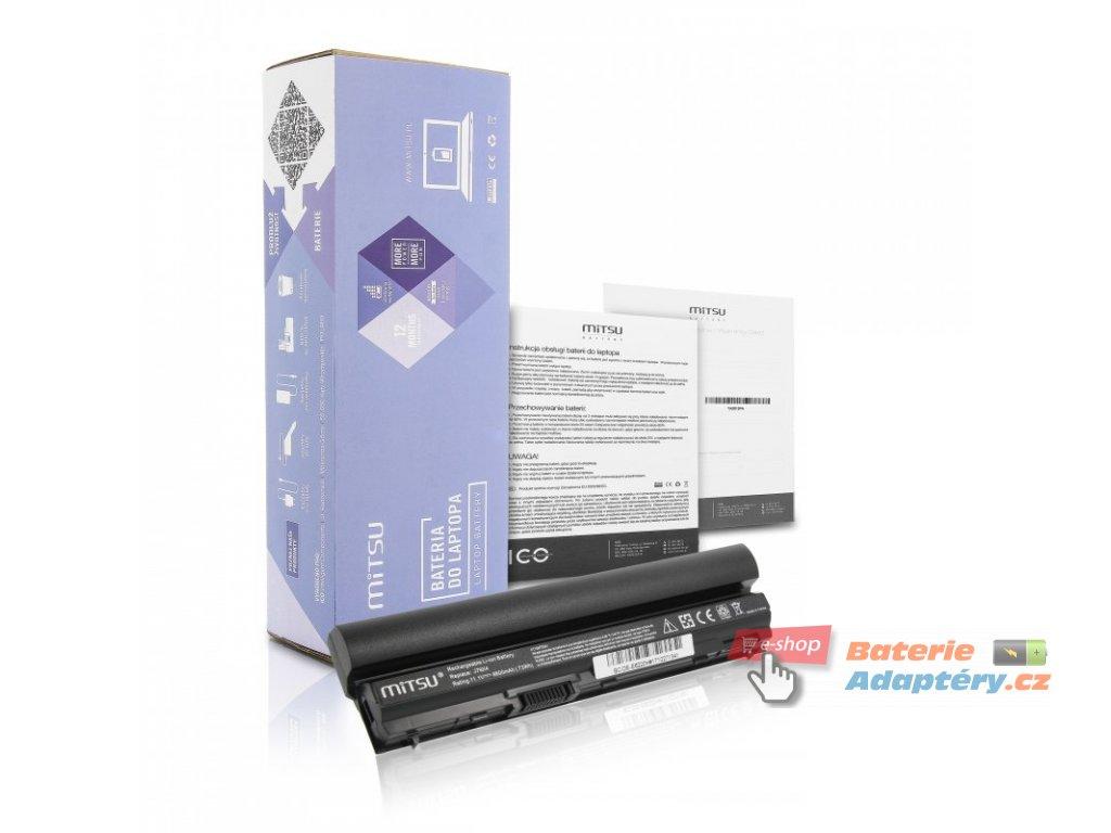Baterie mitsu Dell Latitude E6220, E6320 (6600 mAh)