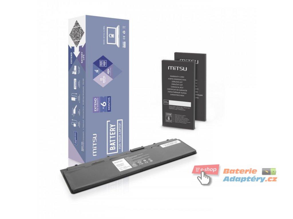 Baterie mitsu Dell Latitude E7240, E7250