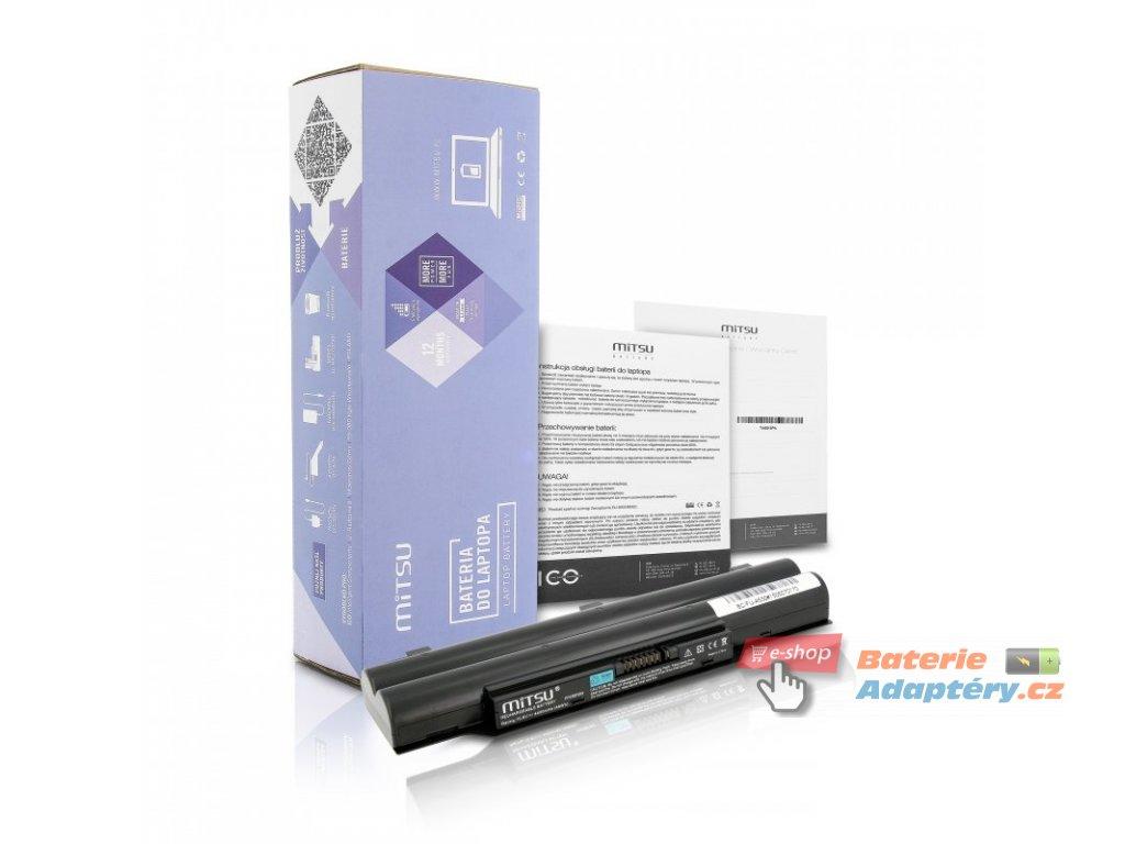 Baterie mitsu Fujitsu A530, AH531
