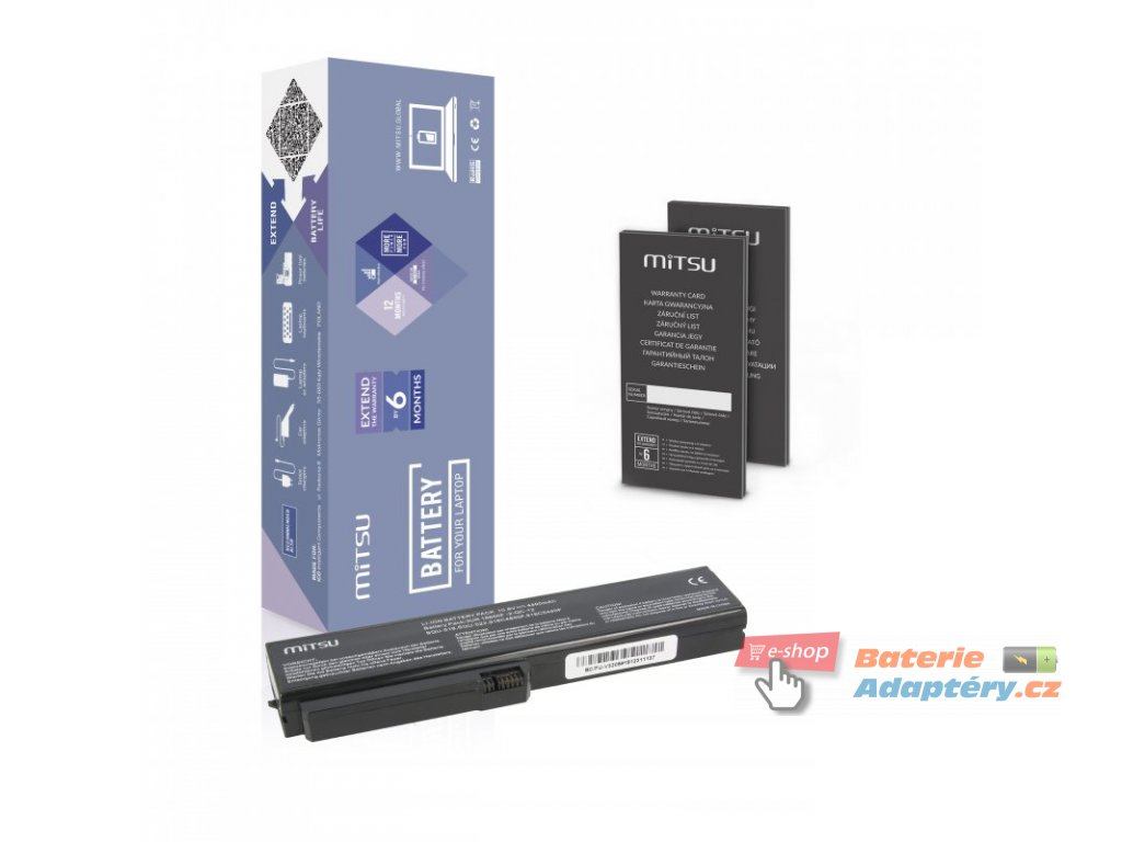Baterie mitsu Fujitsu Si1520, V3205