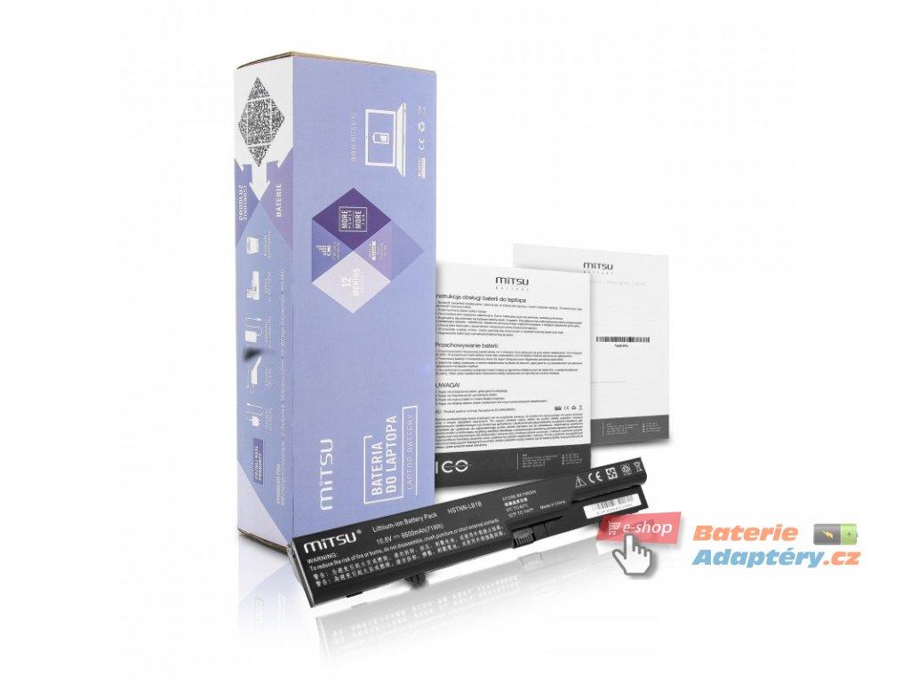 Baterie mitsu HP ProBook 4320s, 4520s (6600mAh)