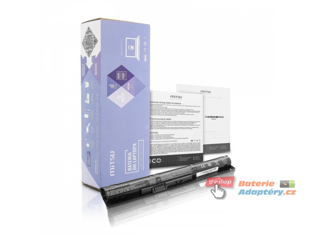 Baterie mitsu HP ProBook 440 G2 (2200mAh)