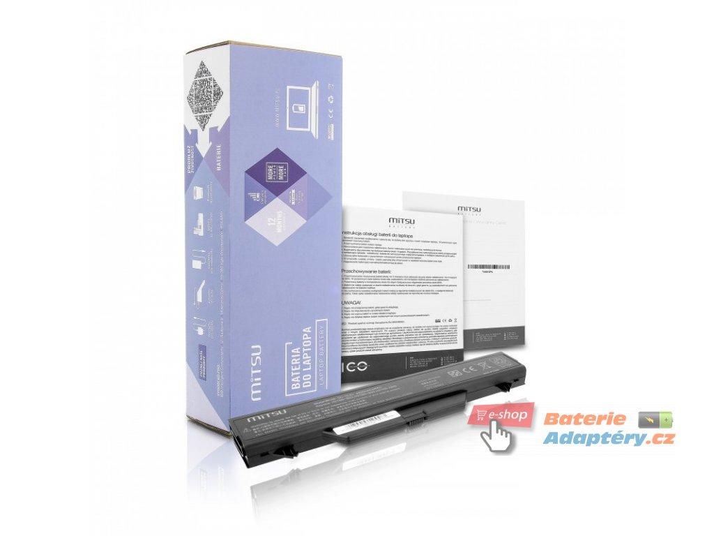 Baterie mitsu HP ProBook 4710s - 10.8v (4400mAh)