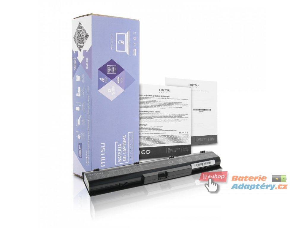 Baterie mitsu HP ProBook 4730s, 4740s