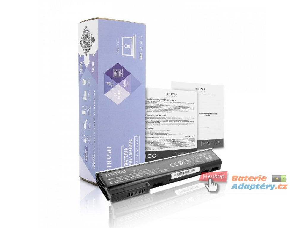 Baterie mitsu HP ProBook 640 G0, G1