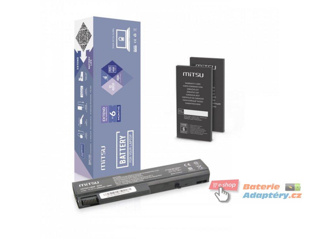 Baterie mitsu HP 6530b, 6735b, 6930p