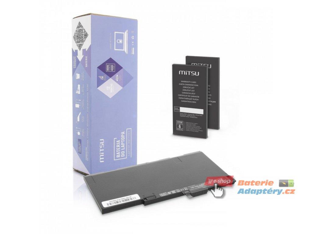 Baterie mitsu HP EliteBook 740 G1, G2