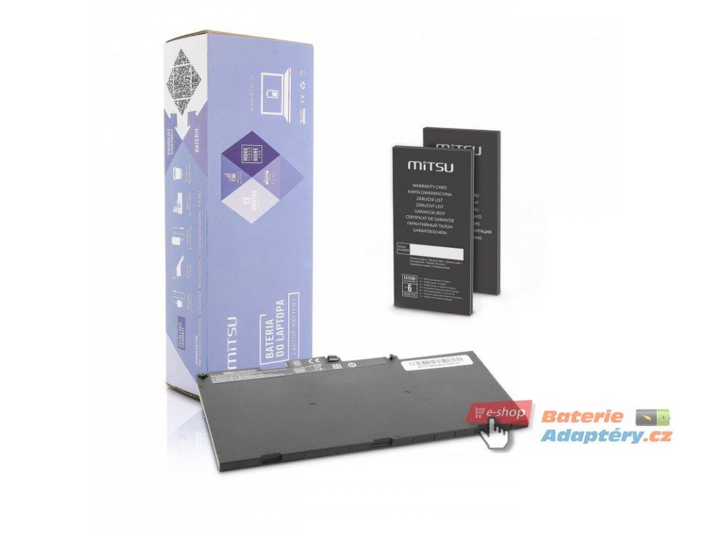 Baterie mitsu HP EliteBook 840, 850, 755, G3