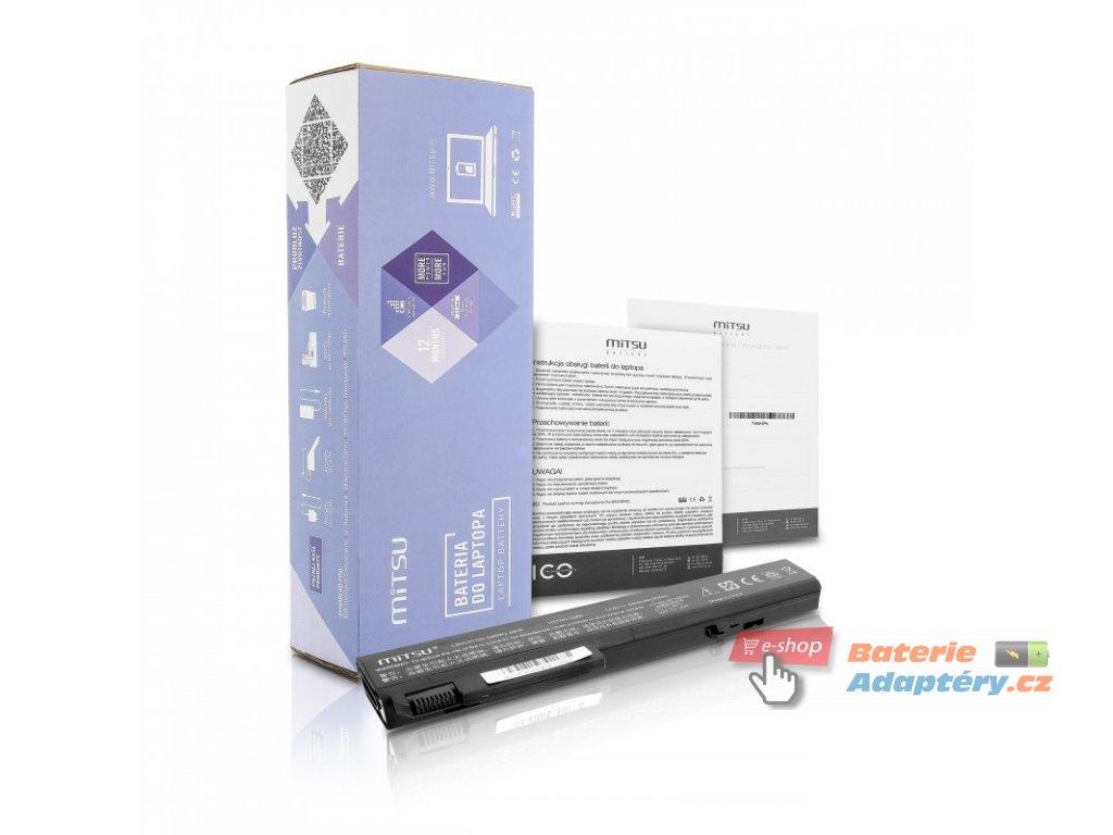Baterie mitsu HP EliteBook 8530p, 8730w, 8540w