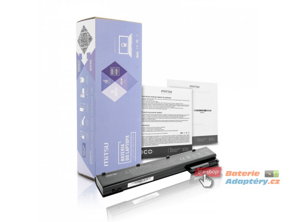 Baterie mitsu HP EliteBook 8560w, 8760w