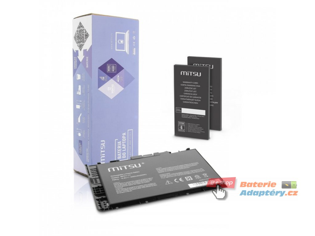 Baterie mitsu HP EliteBook Folio 9470m