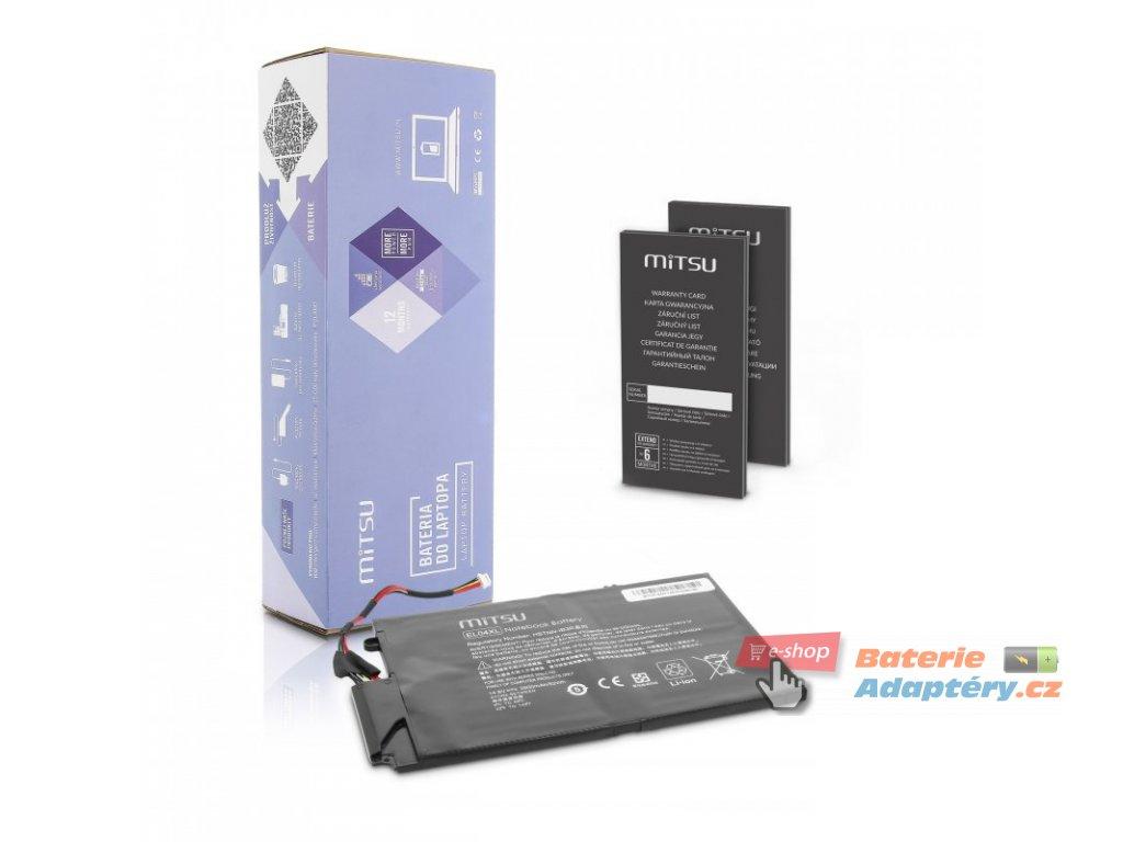 Baterie mitsu HP Envy 4
