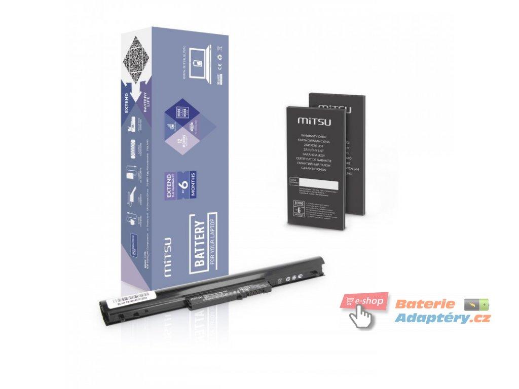 Baterie mitsu HP SleekBook 14, 15z (2200mAh)