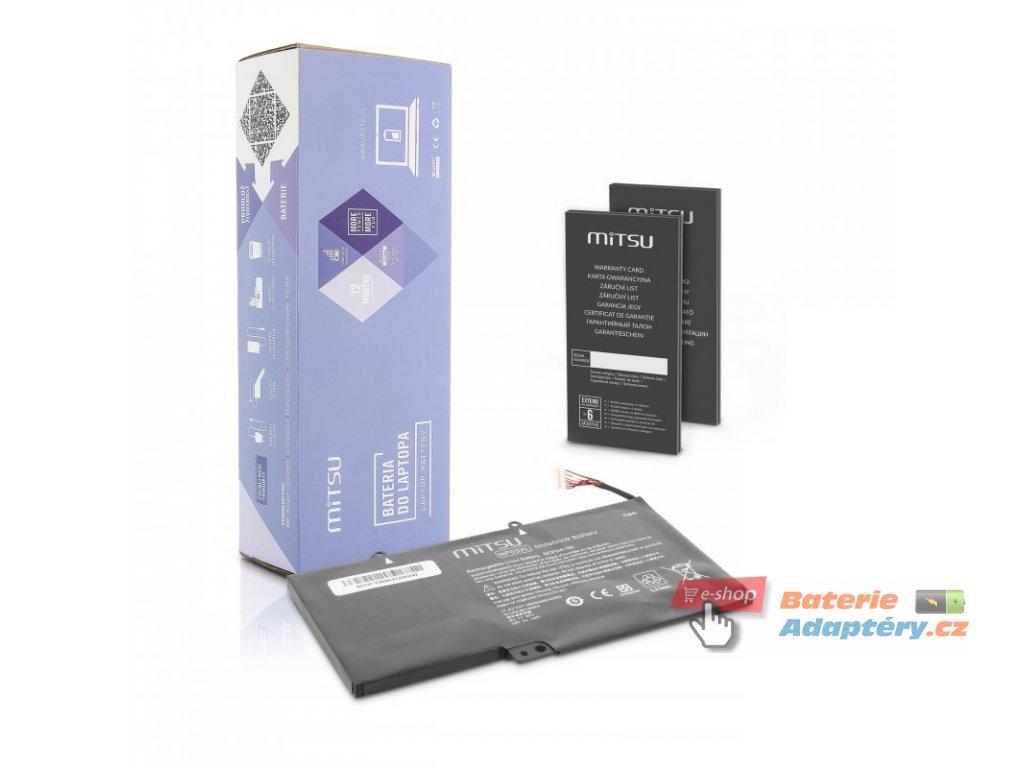 Baterie mitsu HP Pavilion X360 13-A, 13-B, 15-U
