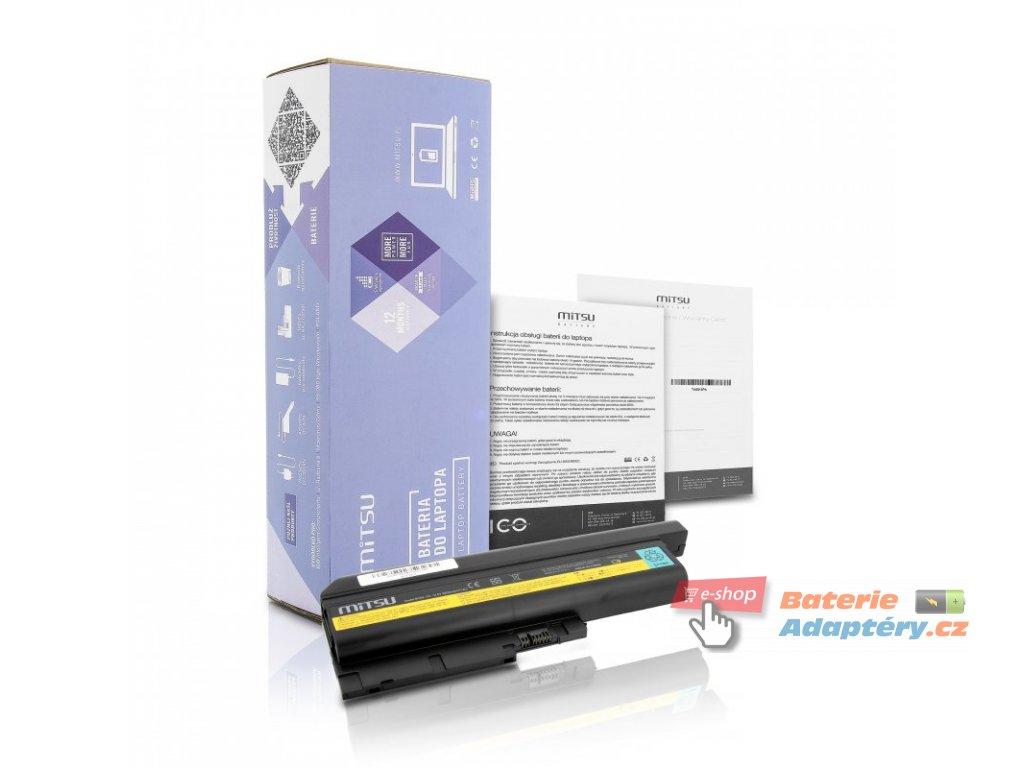 Baterie mitsu IBM R60, T60, T61 (6600mAh)