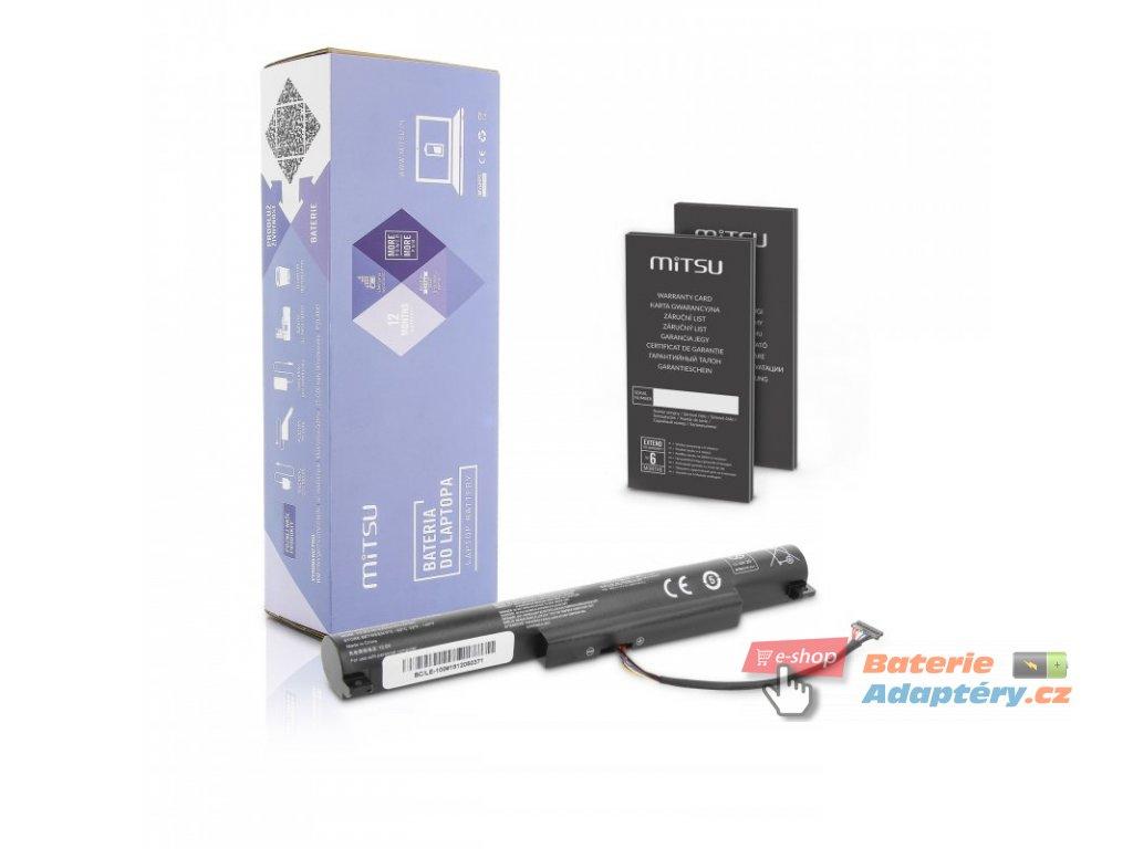 Baterie mitsu Lenovo IdeaPad 100-15IBY