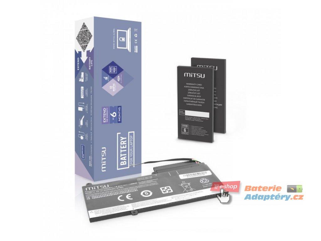 Baterie mitsu Lenovo ThinkPad E450