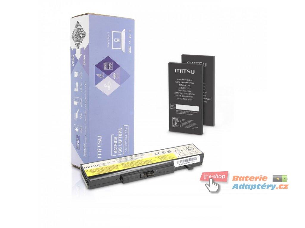 Baterie mitsu Lenovo Thinkpad E530