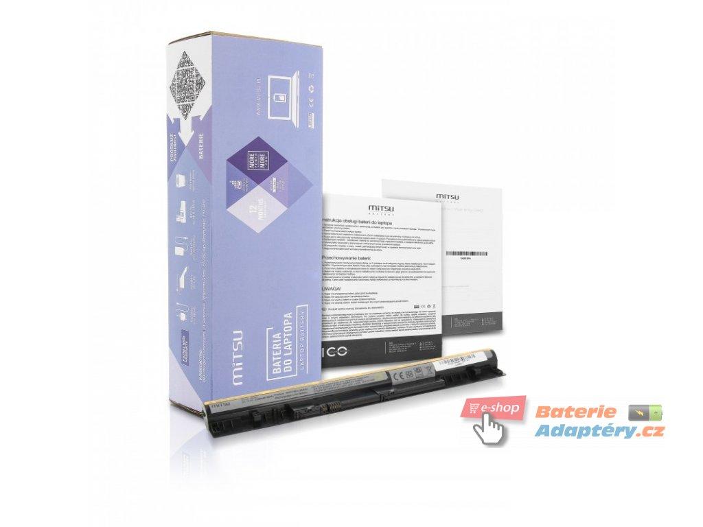 Baterie mitsu Lenovo IdeaPad S300, S400