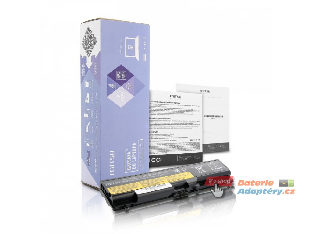 Baterie mitsu Lenovo Thinkpad T430, T530