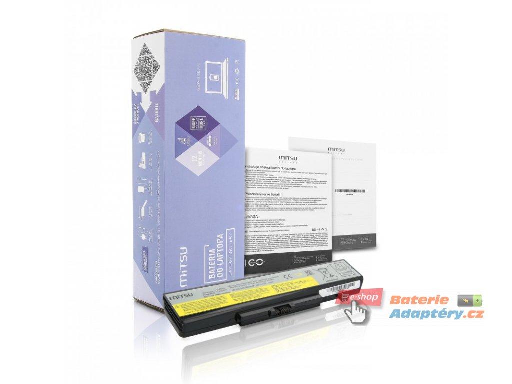 Baterie mitsu Lenovo IdeaPad Y480