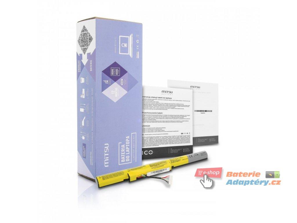 Baterie mitsu Lenovo IdeaPad Z510
