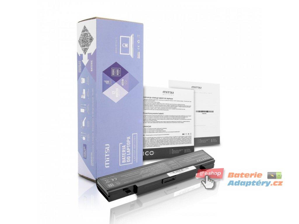 Baterie mitsu Samsung R460, R519 (4400mAh)
