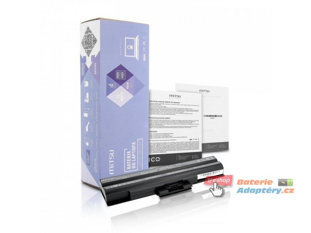 Baterie mitsu Sony BPS13 (černá)
