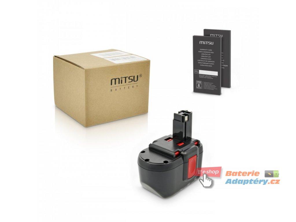 Baterie mitsu Bosch 13624, 1645