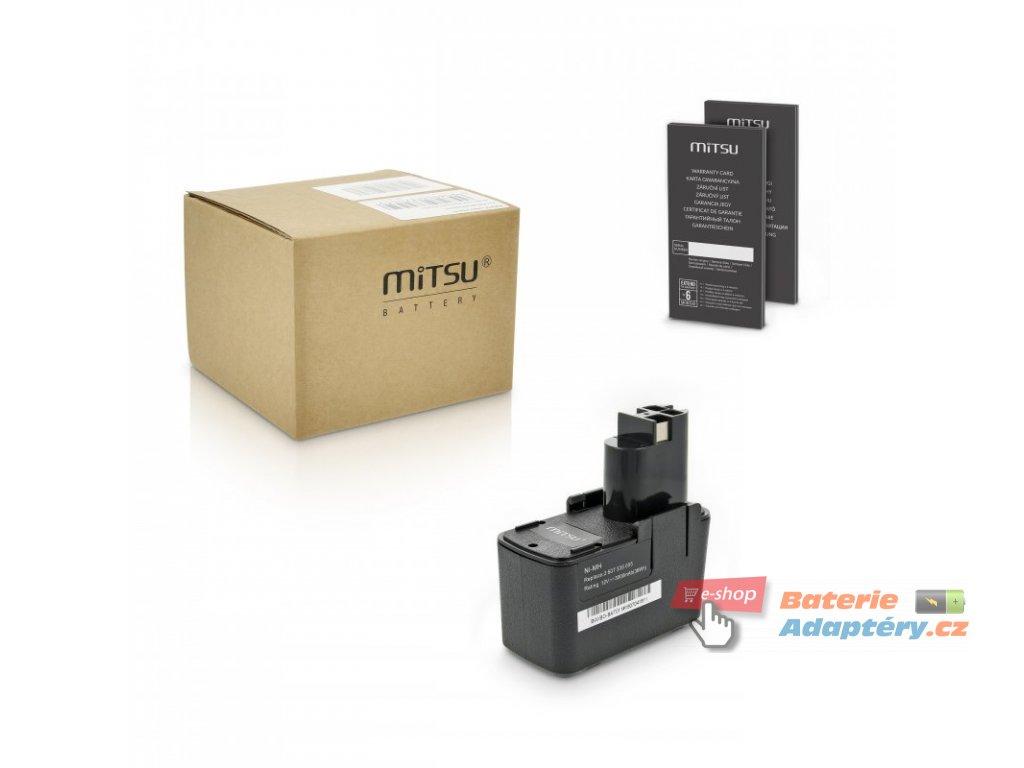 Baterie mitsu Bosch 3300K, 3310K, 3315K