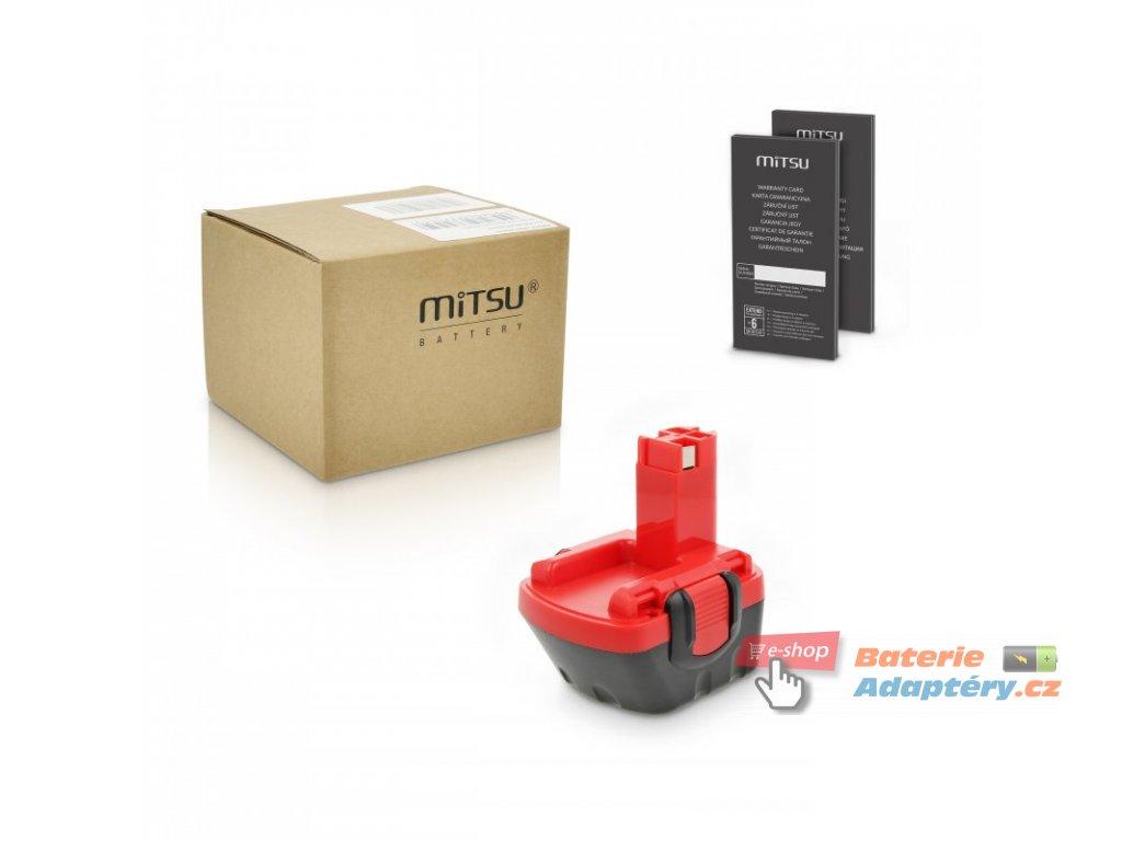 Baterie mitsu Bosch Exact8 , Exact12