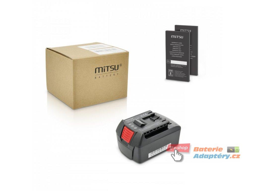 Baterie mitsu Bosch 17618, 26618, 37618