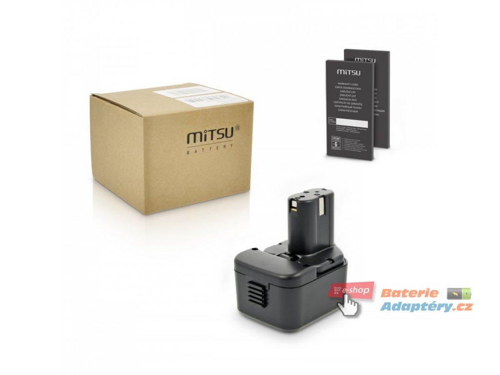 Baterie mitsu Hitachi EB12B, EB1220BL