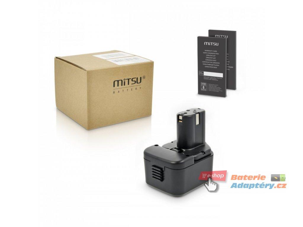 Baterie mitsu Hitachi EB12B, EB1220BL (2500mAh)