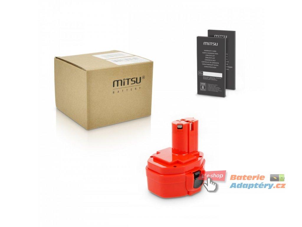 Baterie mitsu Makita 4191DWD, 4332D, 5094DWD