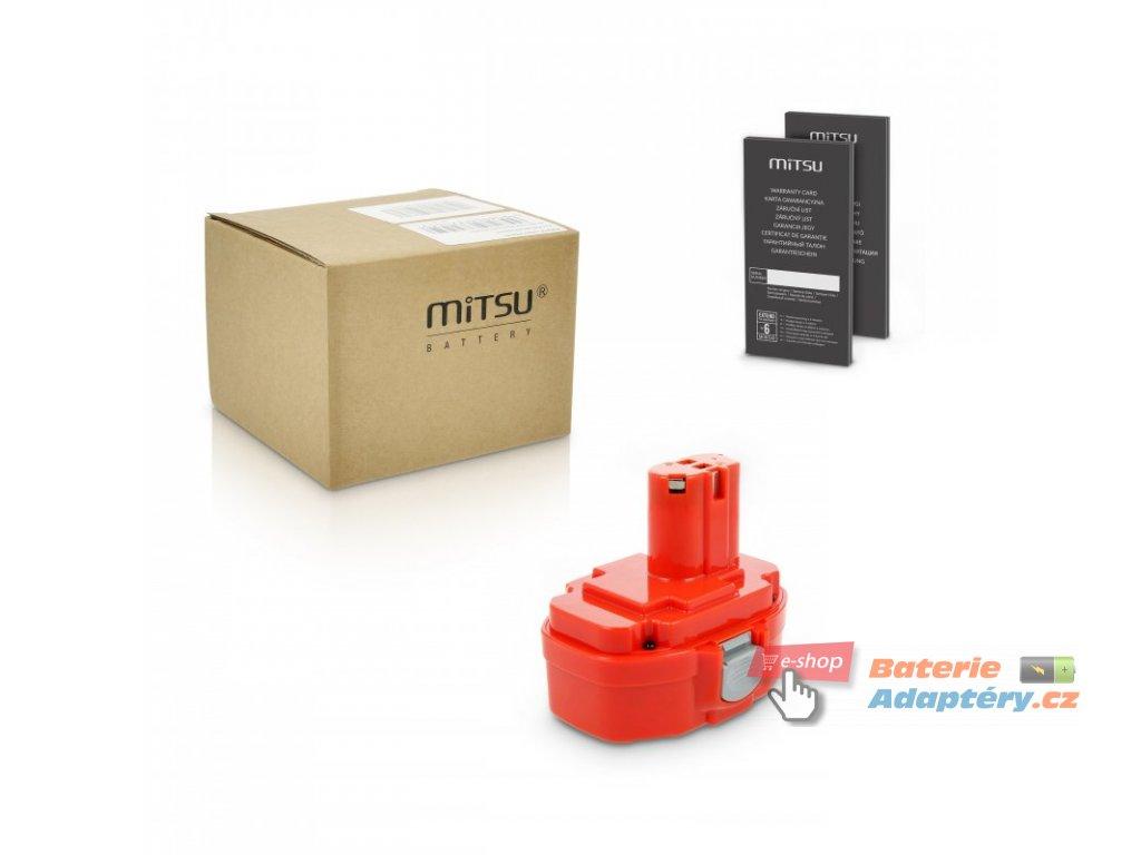 Baterie mitsu Makita 4334D, 4334DWD, 4334DWDE