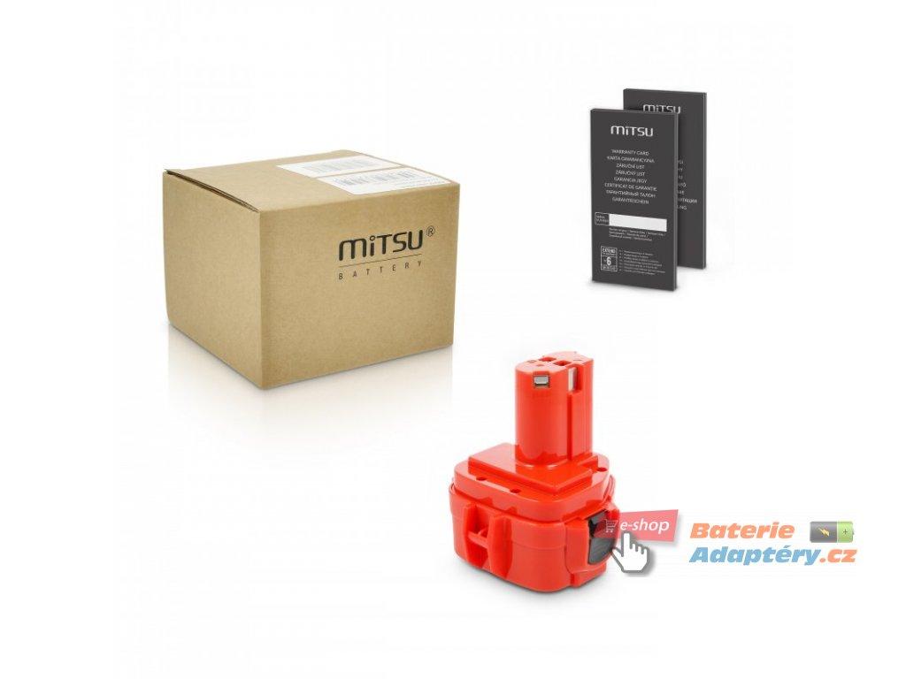 Baterie mitsu Makita 193981-6, 638347-8
