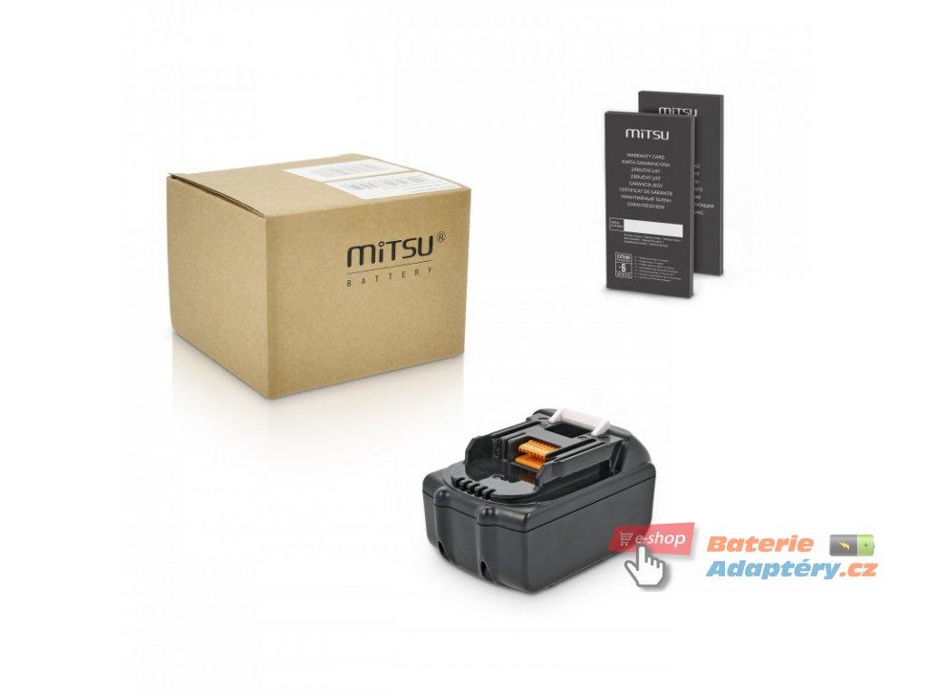 Baterie mitsu Makita BL1830