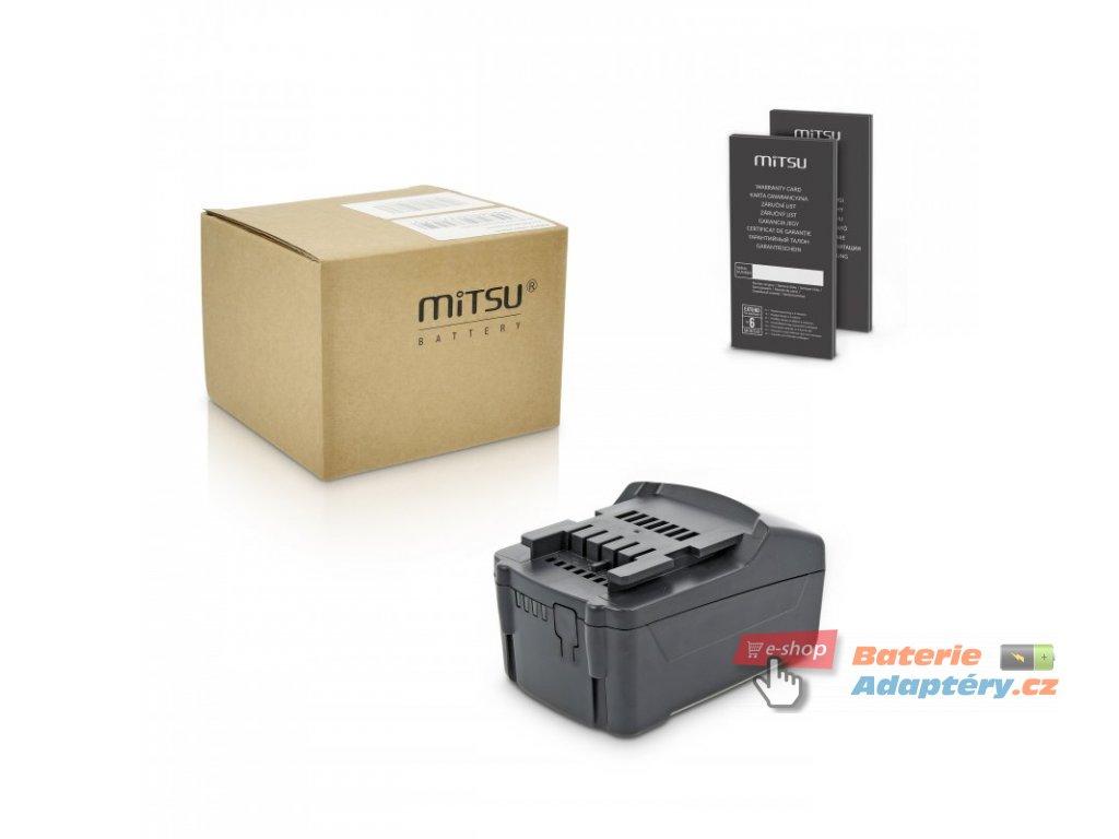 Baterie mitsu Metabo ASE 18 LTX BF (3000mAh)